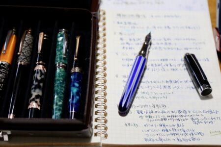 <開催終了>世界の万年筆で、自分と向き合う時間を楽しむ
