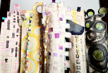 <開催終了>【香西 生孔展】~絵が→カバン ワガママなカバンです